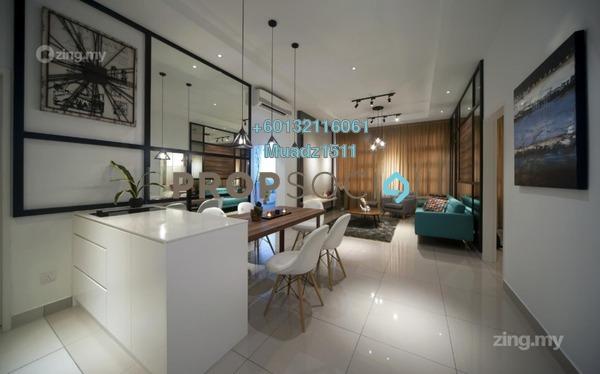 Condominium For Sale in Kajang 2, Kajang Freehold Unfurnished 4R/3B 290k