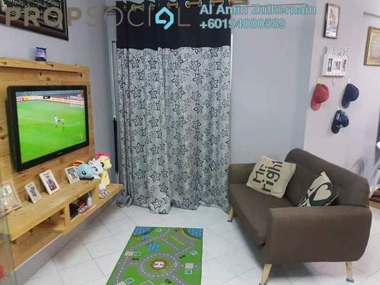 Apartment For Sale in Desa Bayan, Sungai Ara Freehold Unfurnished 3R/2B 285k