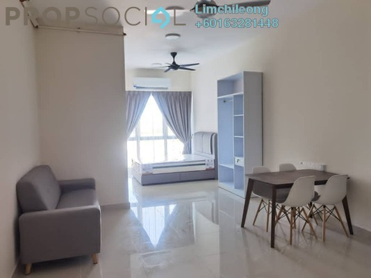 Condominium For Rent in Core SoHo Suites, Sepang Freehold Fully Furnished 0R/1B 1k