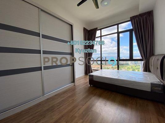 Serviced Residence For Rent in The Park Sky Residence @ Bukit Jalil City, Bukit Jalil Freehold Fully Furnished 3R/2B 3k
