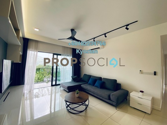 Condominium For Rent in The Westside Three, Desa ParkCity Freehold Fully Furnished 3R/3B 6k