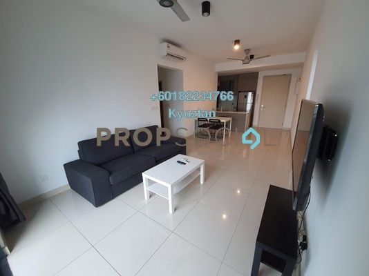 Serviced Residence For Rent in V Residence 2 @ Sunway Velocity, Cheras Freehold Fully Furnished 2R/2B 2.7k