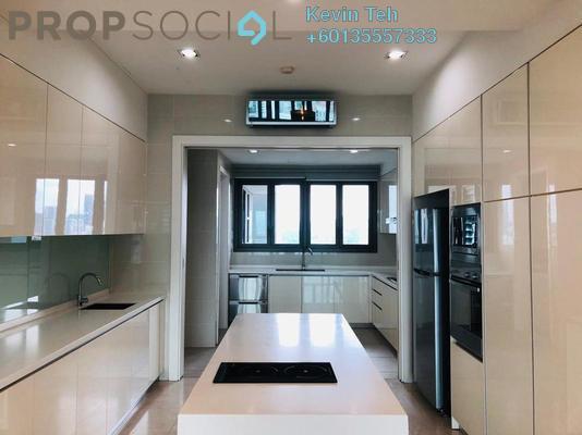 Condominium For Sale in Seni, Mont Kiara Freehold Semi Furnished 4R/6B 3m