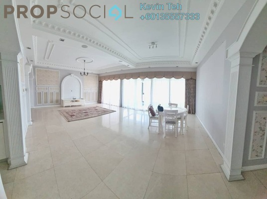 Condominium For Sale in Seni, Mont Kiara Freehold Semi Furnished 4R/6B 2.55m