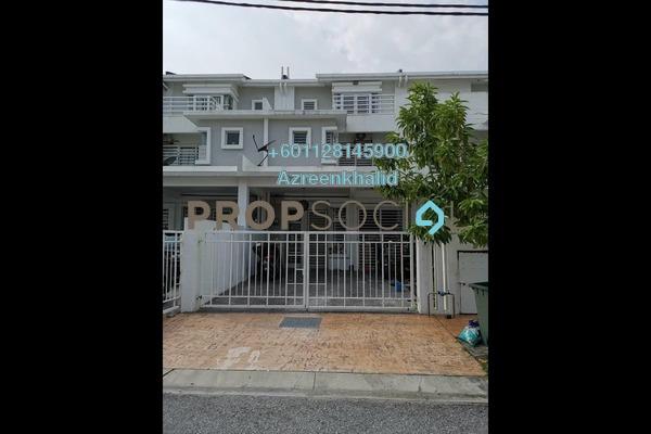 Terrace For Sale in Seri Wirani, Bandar Baru Bangi Freehold Semi Furnished 5R/4B 650k