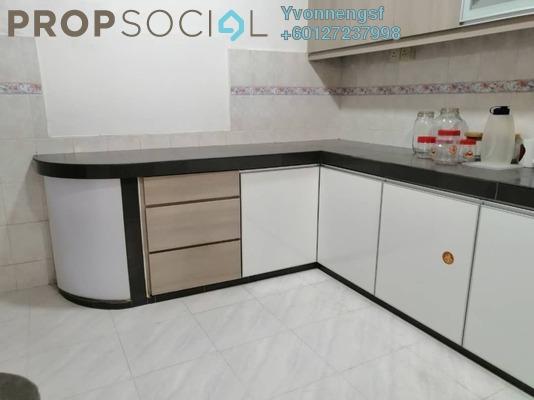 Apartment For Rent in Taman Tampoi Indah, Johor Bahru Freehold Unfurnished 3R/2B 1k