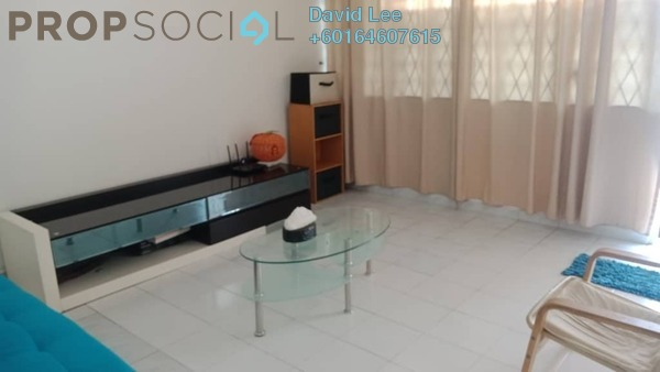 Apartment For Sale in Taman Lip Sin, Sungai Nibong Freehold Semi Furnished 3R/1B 300k