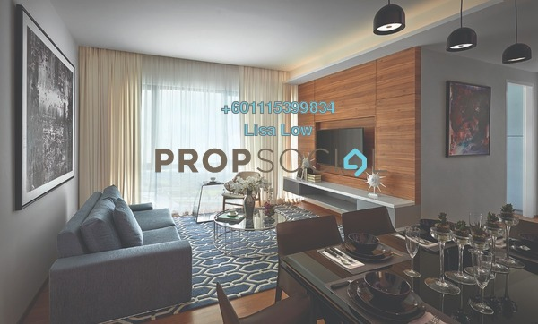 Serviced Residence For Sale in The Potpourri, Ara Damansara Leasehold Fully Furnished 2R/2B 938k