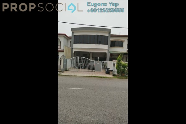 Terrace For Sale in Taman Selayang Jaya, Selayang Freehold Semi Furnished 6R/3B 870k
