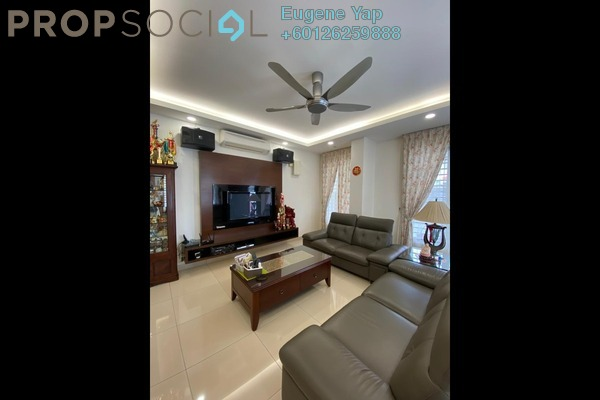 Terrace For Sale in Taman Selayang Jaya, Selayang Freehold Semi Furnished 4R/4B 1.8m