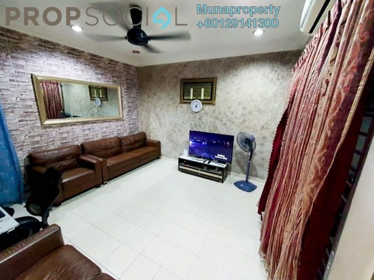 Semi-Detached For Sale in Section 29, Shah Alam Freehold Unfurnished 3R/2B 480k