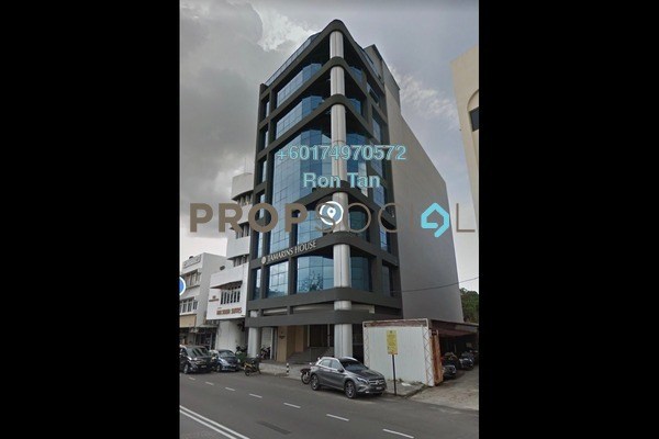 Office For Sale in Pengkalan Weld, Georgetown Freehold Semi Furnished 0R/0B 17m