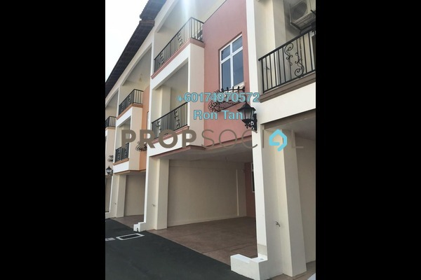 Link For Rent in Sierra Pinang, Balik Pulau Freehold Unfurnished 4R/3B 1.2k