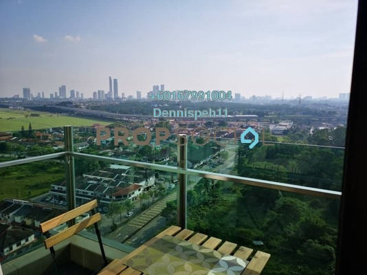 Condominium For Rent in Marina Cove, Johor Bahru Freehold Fully Furnished 3R/2B 1.4k