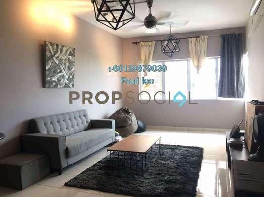 Condominium For Sale in Koi Kinrara, Bandar Puchong Jaya Freehold Semi Furnished 3R/2B 500k