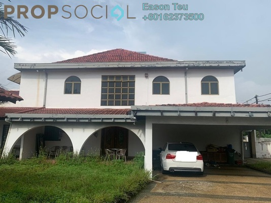 Terrace For Sale in Taman Bukit Maluri, Kepong Freehold Fully Furnished 4R/4B 2m