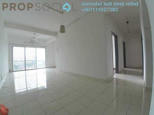 Apartment For Sale in Greenhills, Selayang Freehold Unfurnished 3R/2B 280k