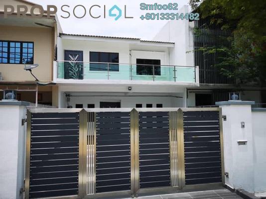 Terrace For Rent in Bangsar Baru, Bangsar Freehold Semi Furnished 5R/4B 4.1k