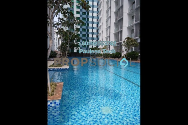 Serviced Residence For Sale in M Suites, Ampang Hilir Freehold Fully Furnished 0R/1B 490k