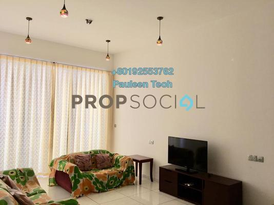 Serviced Residence For Sale in M Suites, Ampang Hilir Freehold Fully Furnished 2R/2B 950k