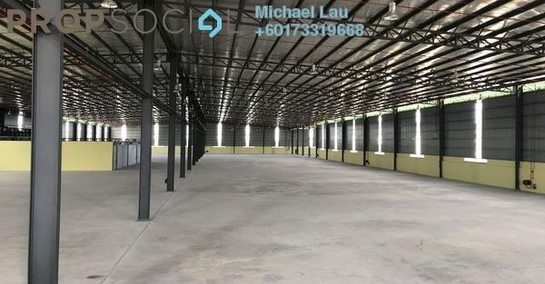 Factory For Rent in Taman Keramat, Setiawangsa Freehold Semi Furnished 0R/0B 18k