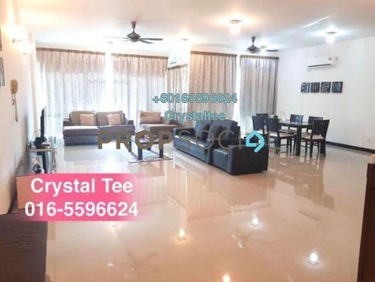 Condominium For Sale in BayStar, Bayan Indah Freehold Fully Furnished 5R/5B 1.6m