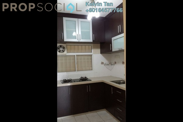 Condominium For Rent in Greenlane Park, Green Lane Freehold Semi Furnished 3R/2B 1.1k