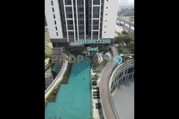 Condominium For Rent in BayBerry Serviced Residence @ Tropicana Gardens, Kota Damansara Freehold Fully Furnished 1R/1B 2.3k