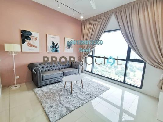 Condominium For Rent in Cyperus Serviced Residence @ Tropicana Gardens, Kota Damansara Freehold Fully Furnished 1R/1B 2.5k