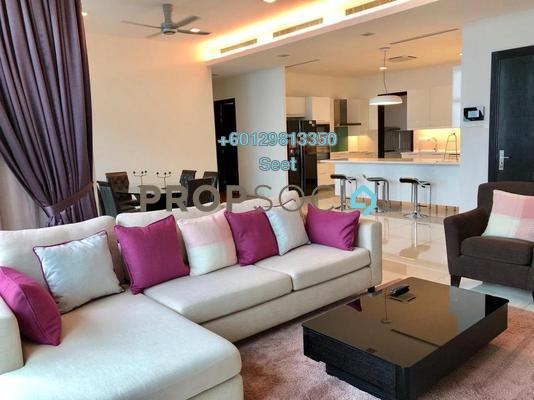 Condominium For Rent in Tropicana Grande, Tropicana Freehold Fully Furnished 3R/3B 8.5k