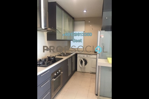 Condominium For Rent in Suasana Sentral Loft, KL Sentral Freehold Fully Furnished 1R/1B 3.5k
