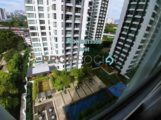 Condominium For Sale in The Saffron, Sentul Freehold Semi Furnished 3R/3B 1.25m