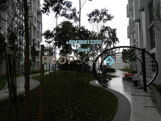 Condominium For Rent in H2O Residences, Ara Damansara Freehold Semi Furnished 1R/1B 1.65k