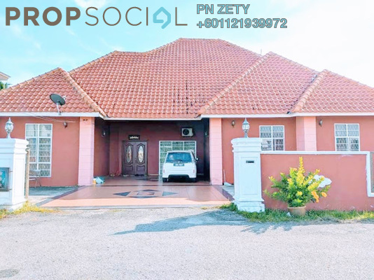 Bungalow For Sale in Kampung Tanjung Agas, Muar Freehold Fully Furnished 5R/4B 550k