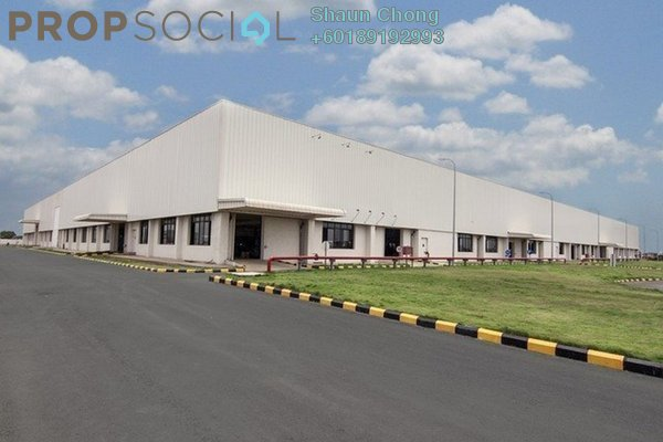 Factory For Rent in Arab-Malaysian Industrial Park, Nilai Freehold Semi Furnished 0R/8B 327k