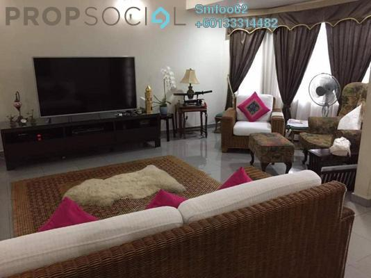 Terrace For Rent in Lucky Garden, Bangsar Freehold Fully Furnished 4R/3B 4.1k