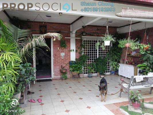 Terrace For Sale in SL11, Bandar Sungai Long Freehold Fully Furnished 4R/3B 620k