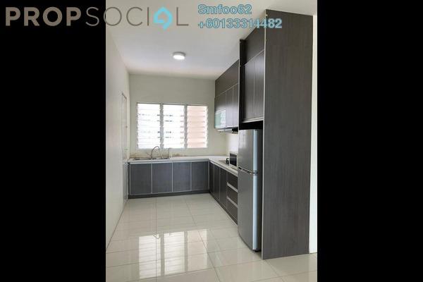 Condominium For Sale in Titiwangsa Sentral, Titiwangsa Freehold Semi Furnished 3R/2B 650k