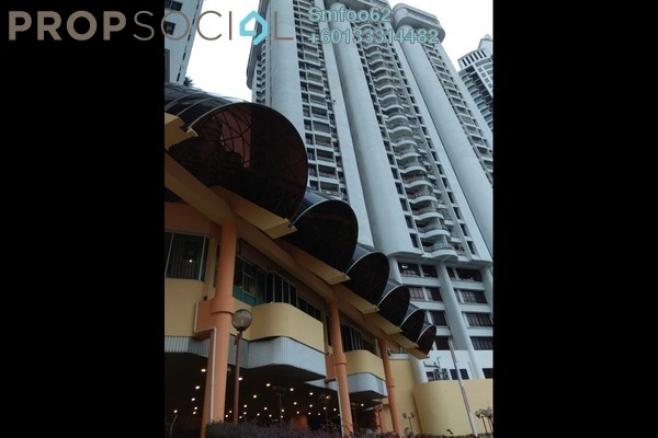 Condominium For Rent in Villa Putera, Putra Freehold Fully Furnished 5R/2B 2.2k
