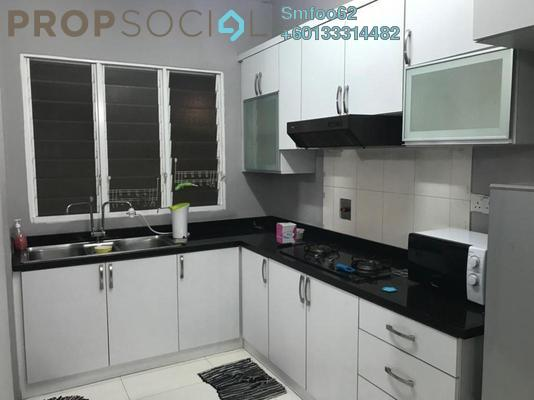 Condominium For Sale in Titiwangsa Sentral, Titiwangsa Freehold Fully Furnished 3R/2B 570k