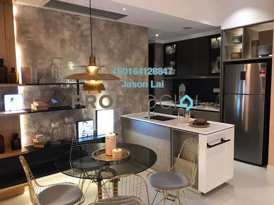 Condominium For Sale in Millerz Square, Old Klang Road Freehold Fully Furnished 2R/2B 749k