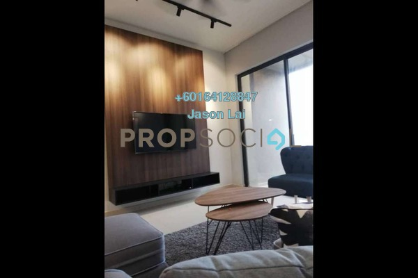 Condominium For Rent in The Rainz, Bukit Jalil Freehold Semi Furnished 4R/3B 2.5k