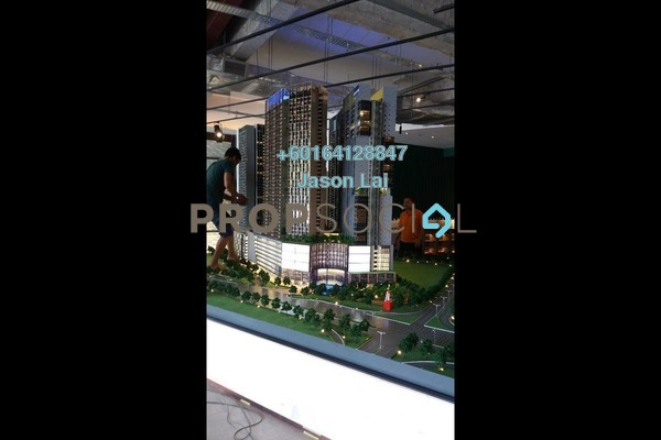 Condominium For Sale in Millerz Square, Old Klang Road Freehold Semi Furnished 1R/1B 546k