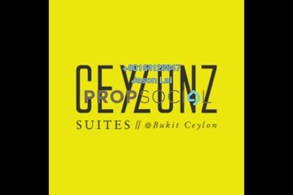 Condominium For Sale in Ceylonz Suites, Bukit Ceylon Freehold Semi Furnished 1R/1B 499k