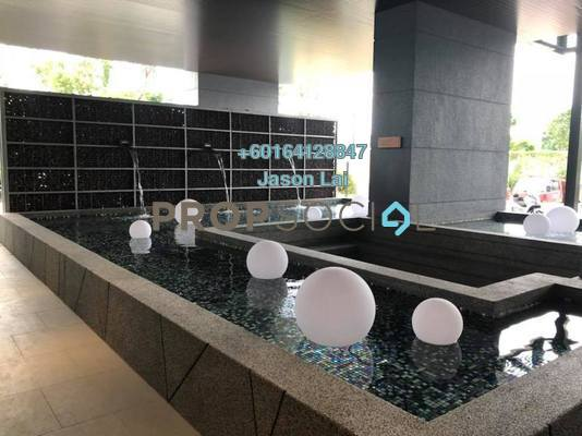 Condominium For Rent in Expressionz Professional Suites, Titiwangsa Freehold Fully Furnished 2R/2B 4.15k