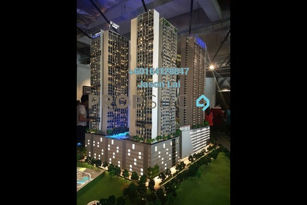 Condominium For Sale in Millerz Square, Old Klang Road Freehold Fully Furnished 2R/2B 720k