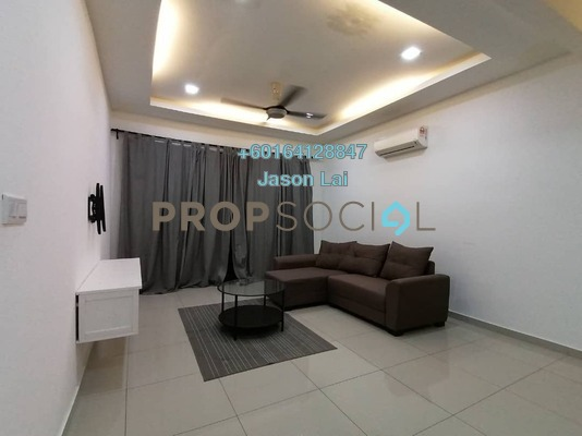Condominium For Sale in V-Residensi, Selayang Heights Freehold Fully Furnished 3R/3B 455k