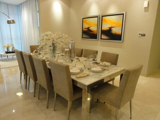 Condominium For Rent in The Pearl, KLCC Freehold Fully Furnished 3R/5B 15k