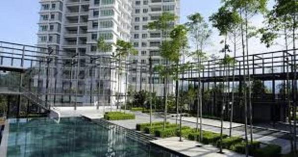 Condominium For Rent in Riana Green East, Wangsa Maju Freehold Semi Furnished 4R/3B 2.5k