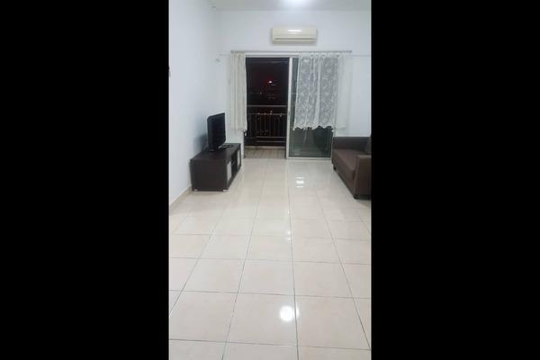 Condominium For Rent in Ampang Boulevard, Ampang Freehold Semi Furnished 3R/2B 1.6k